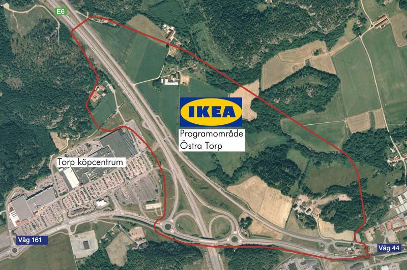 Ikea Torp Östra Projekt